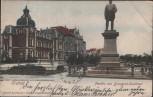 AK Crefeld Krefeld Partie am Bismarck-Denkmal 1903
