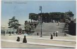 AK Dresden Terrassentreppe mit Menschen 1911