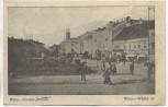 AK Wilna Grosse Straße Vilnius Wilno Litauen Feldpost Lazarett-Stempel Königsberg 1915