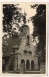 AK Foto Lützen Gustav-Adolf-Kapelle 1958