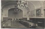 AK Erlangen Saal im Hause des Studentengesangsvereins 1911