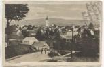 AK Waldthurn Ortsansicht mit Menschen b. Neustadt an der Waldnaab Bayern 1910