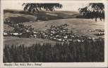 AK Altenfeld Thür. Wald Blick u. Rotkopf b. Großbreitenbach Katzhütte 1957
