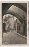 AK Foto Passau Residenzstiege 1938