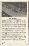 AK Gruß an Passau Liedkarte E. Scherbaum 1937