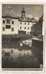 AK Foto Erholungsheim Schloss Dittersbach der Stadt Dresden b. Dürrröhrsdorf 1937