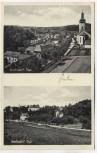 AK Kraftsdorf Thüringen 2 Ortsansichten 1930
