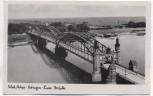 AK Tilsit Königin-Luise-Brücke Sowetsk Ostpreußen Russland 1940