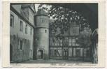 AK Herborn Hohe Schule und Altertumsmuseum 1941