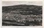 AK Foto Frauenau Ortsansicht b. Regen Bayr. Ostmark 1938