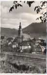 AK Foto Stadtsteinach im Frankenwald Ortsansicht 1955