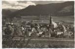 AK Foto Stadtsteinach im Frankenwald Ortsansicht mit Kirche 1955