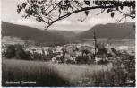 AK Foto Stadtsteinach Frankenwald Ortsansicht Oberfranken 1955