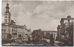 AK Foto Warschau Warszawa Plac Teatralny Theaterplatz Polen 1935