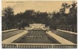 AK Grudziądz Graudenz Ogrod Roz. Rosengarten Westpreußen Polen 1932