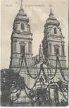AK Mława Mielau Kosciol Parafialny Kirche Ostpreußen Polen Feldpost 1915