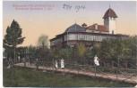 AK Gruß vom Restaurant Felsenmühle Neugersdorf Ebersbach Spreedorf 1914