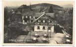 AK Foto Luftkurort Jauernick bei Görlitz Markersdorf Kreuzbergbaude 1935