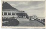 AK Angerburg Waldhaus Jägerhöhe am Schwenzaitsee Vordere Terrasse Węgorzewo Ostpreußen Polen 1920