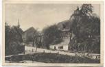 AK Löbau Sachsen Ziegenkopf und Krankenhaus 1917