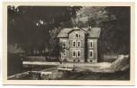AK Gast- und Logierhaus Tannenmühle Thüringen b. Frauenwald Schönbrunn 1956