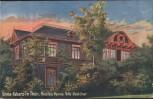 AK Gross-Tabarz Thüringen Pension Hanna Villa Voelcker 1910