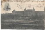 AK Dresden 1. Rekruten-Vereidigung unter König Friedrich August III. Alaunplatz 2. Dez. 1904