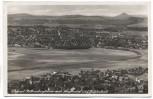 AK Foto Blick von der Kottmarbergbaude nach Neugersdorf und Sudetenland Feldpost 1941