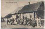 AK Reicher Kindersegen in Polen viele Kinder 1. WK 1916