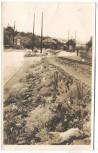 VERKAUFT !!!   AK Foto Seifersdorf Bahnhof b. Dippoldiswalde 1951 RAR