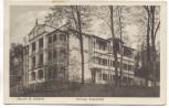 AK Sellin auf Rügen Pension Seeschloss Besitzer: W. Richert 1928 RAR
