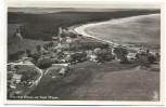 AK Foto Ostseebad Glowe auf Insel Rügen Luftbild 1935 RAR