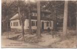 AK Hohwald Hohwaldschänke am Fuße des Valtenberges Lausitz bei Neustadt in Sachsen 1920