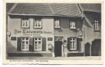 AK Bad Godesberg Gasthaus zur Lindenwirtin Ännchen 1938