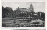 AK Foto Münster in Westfalen Schloß Boniburg 1935