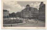 AK Hannover Aegidientorplatz viele Menschen 1910