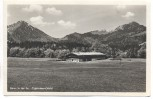 AK Foto Bad Wiessee Bauer in der Au Tegernseer-Gebiet 1930