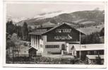 AK Foto Mittelberg Vorarlberg Grenzgasthaus Walserschanz Österreich 1941