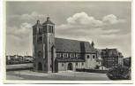 AK Foto Nürnberg Kriegsgedächtniskirche St. Ludwig mit Franziskanerkloster 1930 RAR Sammlerstück