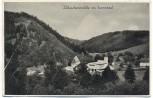VERKAUFT !!!   AK Wurzbach Gaststätte Feuerwehrschule Zschachenmühle im Sormitztal 1936