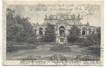AK Hannover Neues Haus Inh. Otto Kessler Feldpost 1918