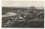 AK Foto Meißen Blick aus dem Spaarer Weingelände 1930