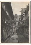 AK Foto Alt Hamburg Schwarzer Morian an der Steinstraße 1933