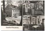AK Foto Gasthof Reudnitz b. Sörnewitz Cavertitz 1982