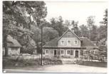 AK Foto Dahlen Dahlener Heide Konsum-Waldgaststätte Hospitalhütte 1981