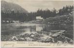 AK Wildalpen Kesselsee Neues Wiener Hochquellengebiet Steiermark Österreich 1908 RAR