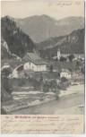 AK Wildalpen mit Hochtor Steiermark Österreich 1908