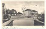 VERKAUFT !!!   AK Foto Kamenz Lessinghaus 1935