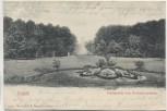 AK Crefeld Krefeld Stadtgarten vom Kurhaus gesehen 1902
