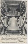 AK Erfurt Dom Grosse Glocke Maria Gloriosa 1905